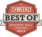 The Best Slice of NewYork - OC WEEKLY Award