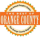 The Best Slice of NewYork - Orange County Award